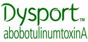 Dysport abobotulinumtoxinA