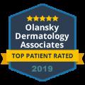 olansky dermatology logo