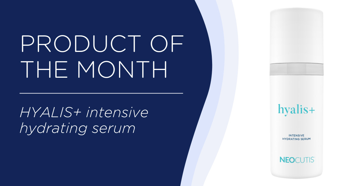 Product of the Month: HYALIS+ intensive hydrating serum
